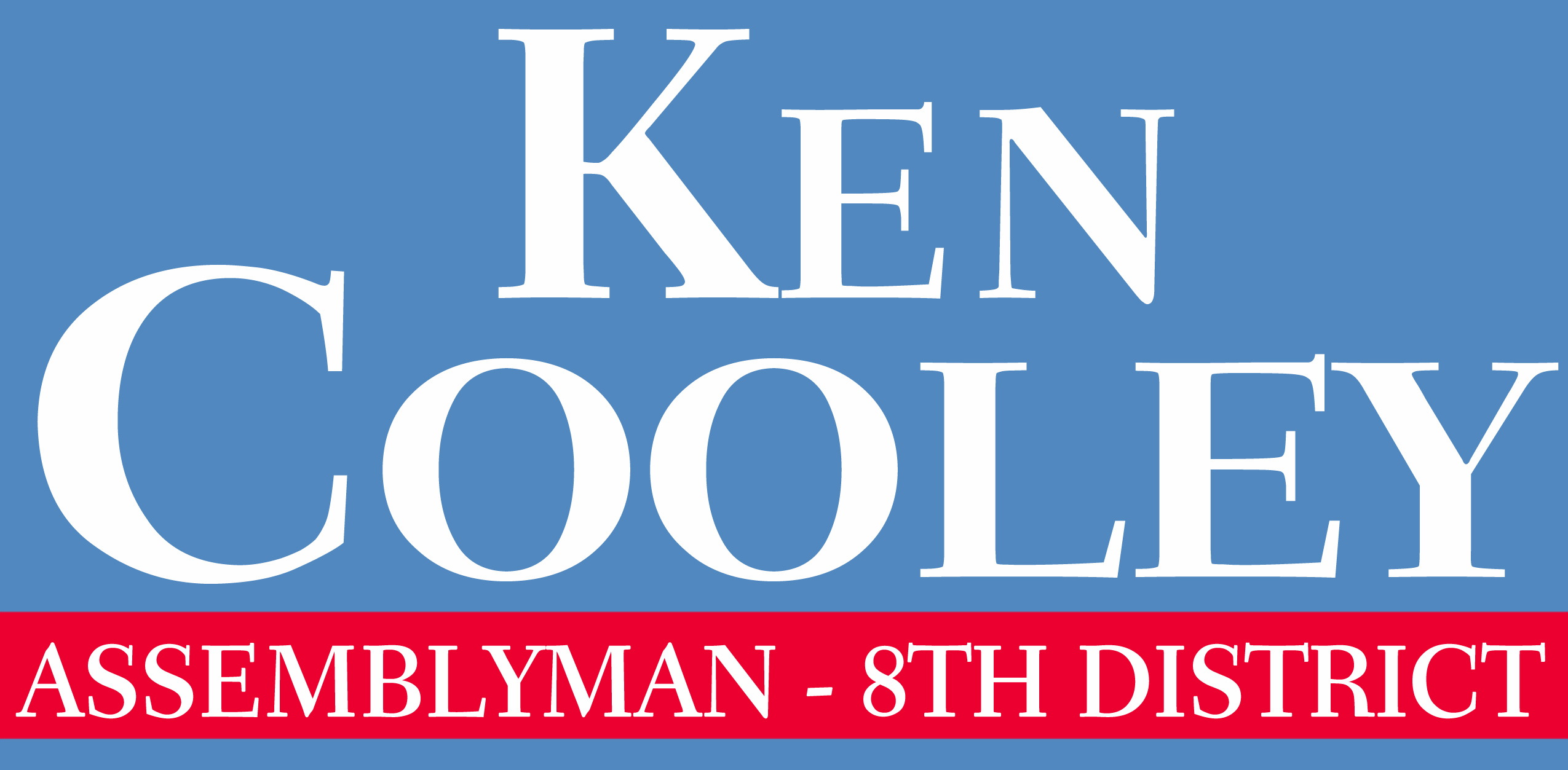 Assemblyman Ken Cooley District 8